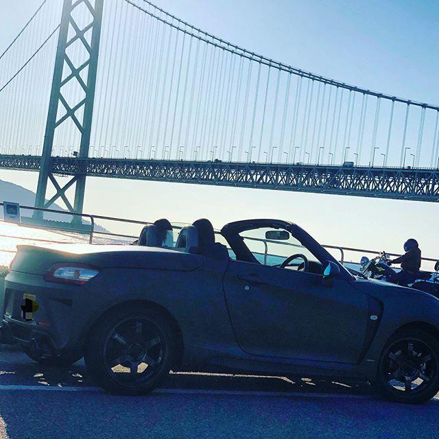 #LA400TDC#COPEN#明石海峡大橋